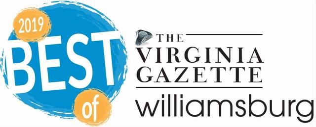 2019 Best of Williamsburg - Best Local Home Improvement Contractor