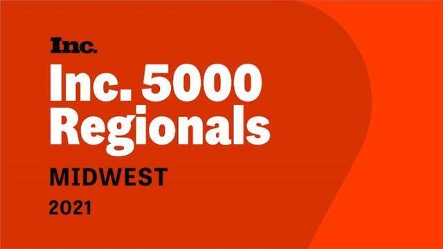 Inc. 5000 Midwest Regional Fastest Growing Private Companies