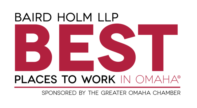 Baird Holm Sustained Excellence Award