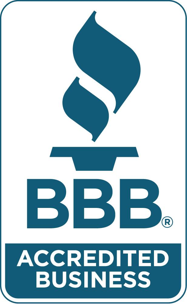 Check out our A+ BBB Rating