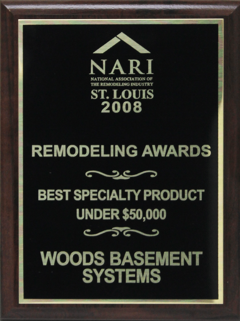 2008 NARI Remodeling Award: Best Specialty Product Under $50,000