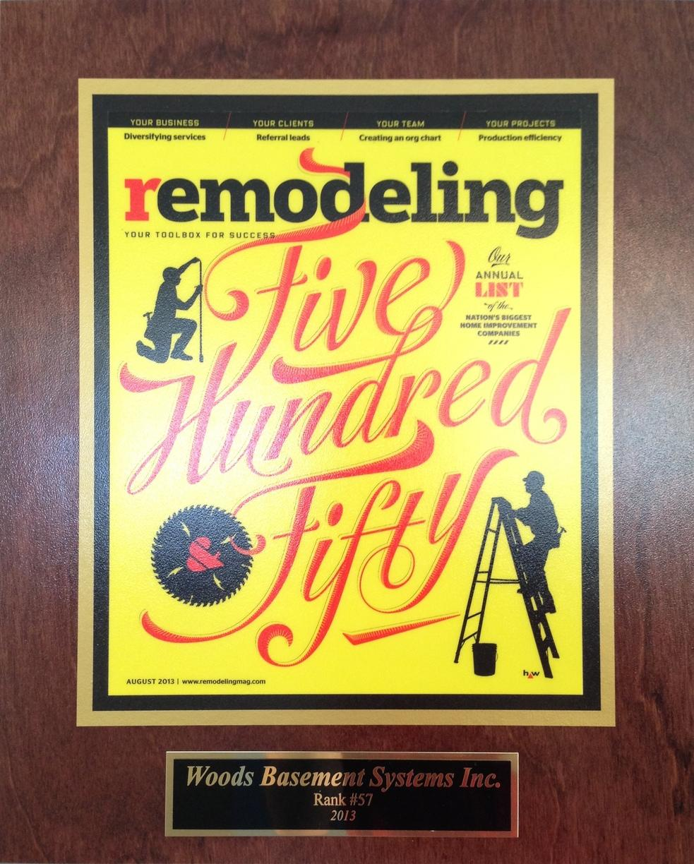 Remodeling 550 (2013)