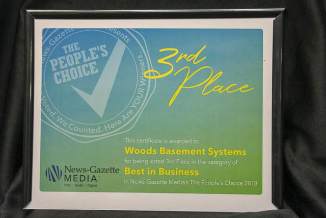 People's Choice: Best in Business