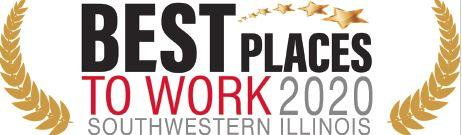 Woods Basement Systems wins IBJ's Best Workplace in Southwestern Illinois