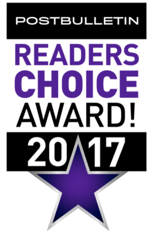 2017 Post Bulletin's Reader's Choice For Best Basement Services
