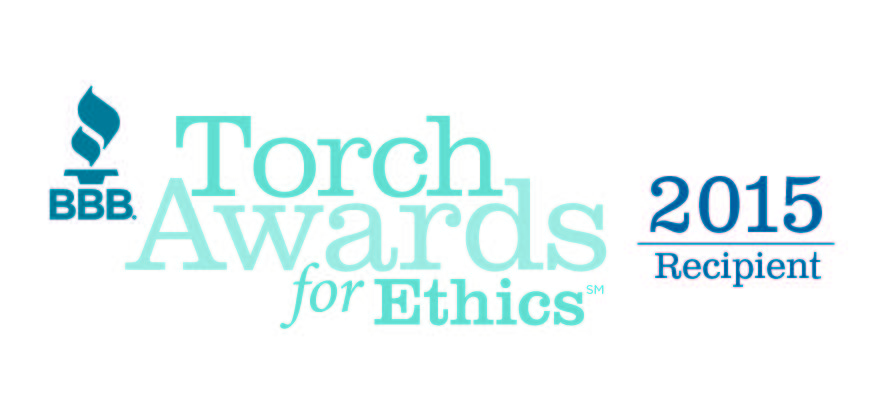 2015 BBB Torch Award for Ethics