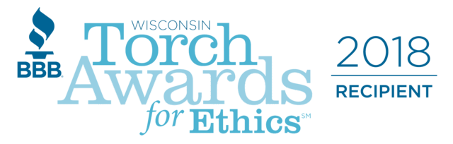 2018 BBB Torch Award for Ethics
