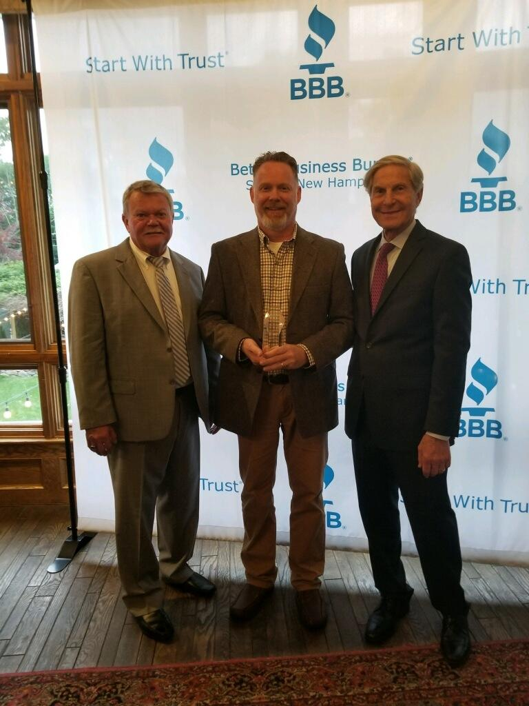 2018 Better Business Bureau's Torch Award