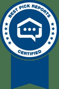 Best Picks Report Certified