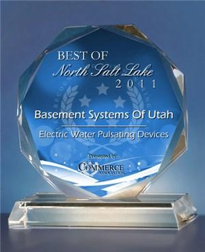 2011 Best of North Salt Lake Award