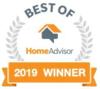 HomeAdvisor Best of 2019 Winner