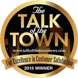 2015 Talk of the Town Awards