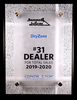 #31 Basement Systems Dealer 2019-2020