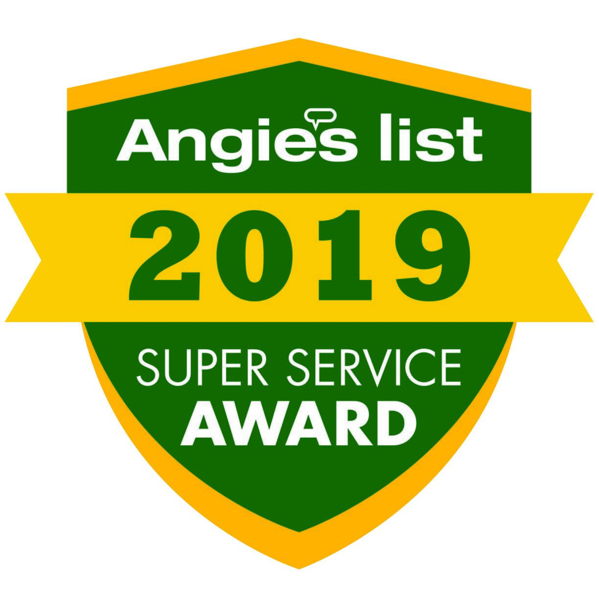 Healthy Spaces Earns 2019 Angie's List Super Service Award