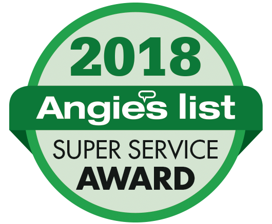 Healthy Spaces Earns 2018 Angie's List Super Service Award