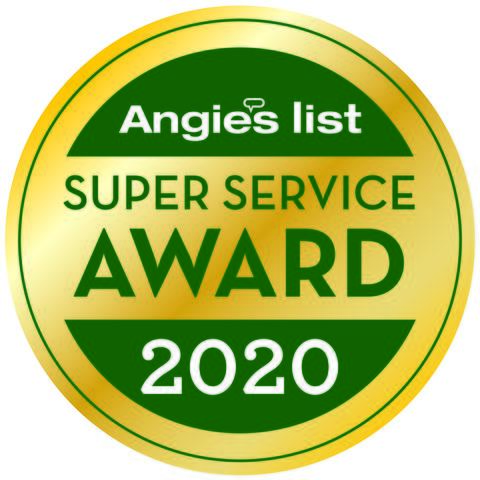 Healthy Spaces Earns 2020 Angie's List Super Service Award