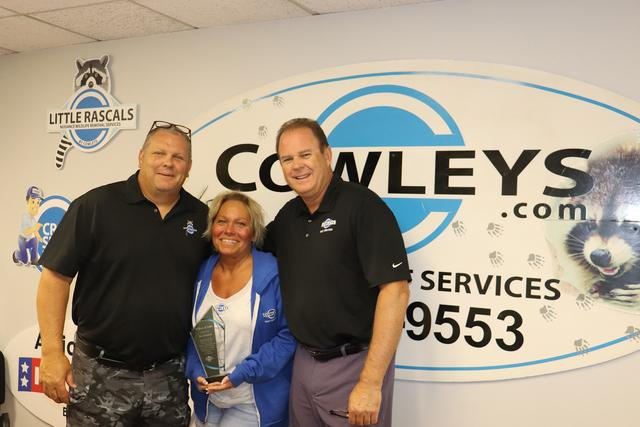 Jill Esposito Celebrates 15 Years at Cowleys