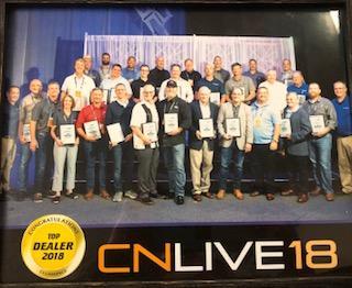 CNLIVE 2018 Award