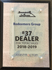 #37 Dealer of Total Basement System Sales