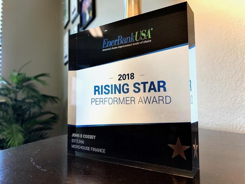 2018 Rising Star