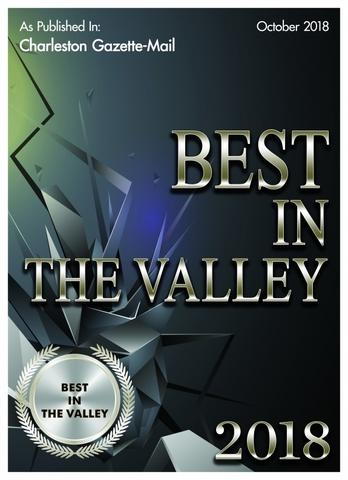 2018 Best in the Valley Award