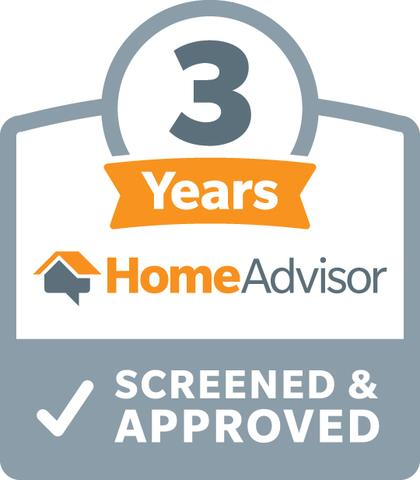Home Advisor 3 Year Award