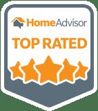 HomeAdvisor Top Rated Company