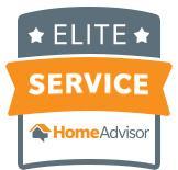 HomeAdvisor Elite Service Provider