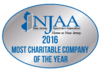 Quality 1st awarded NJAA's Most Charitable Company of the Year!