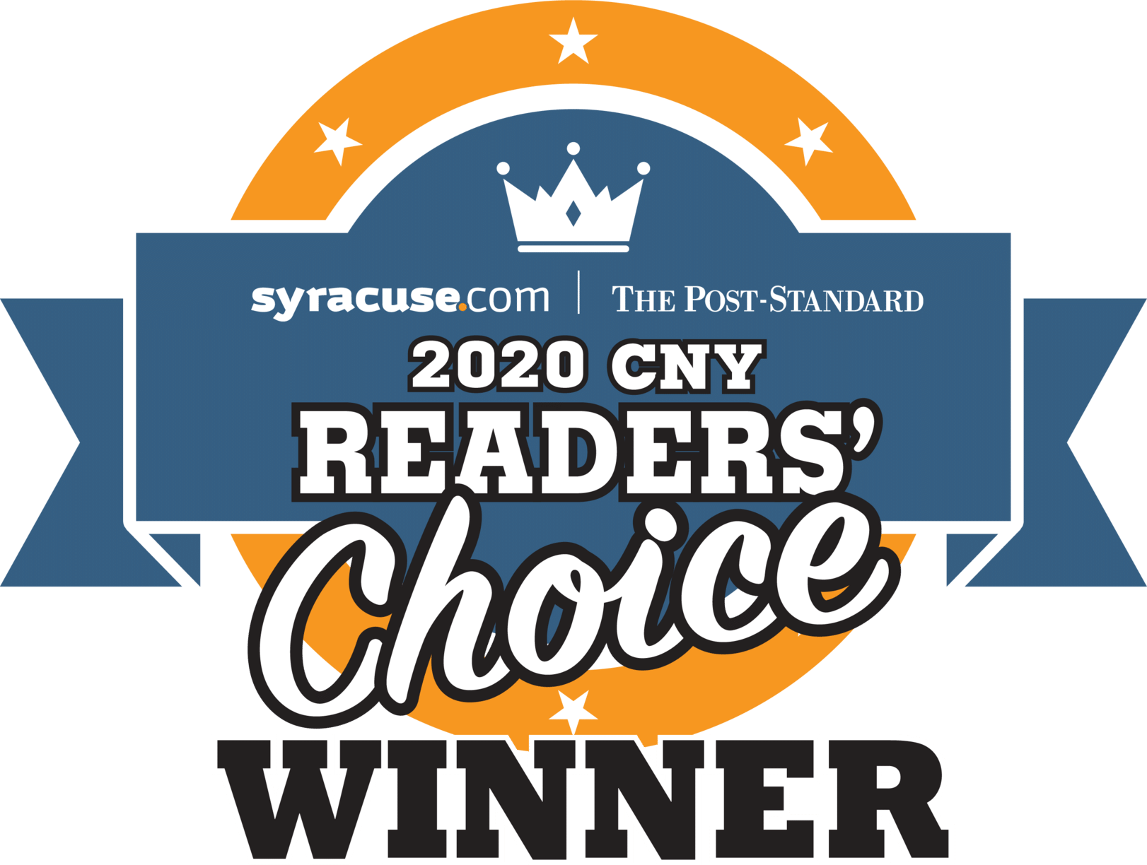 Named  Best Construction Company and Best Contractor in the Central New York Readers Choice Awards.