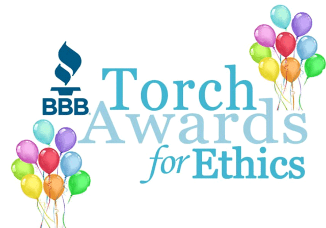 Better Business Bureau of Upstate New York named Woodford Bros., Inc. a 2019 Torch Award for Ethics recipient!
