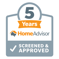 HomeAdvisor - 5 Years Screened & Approved