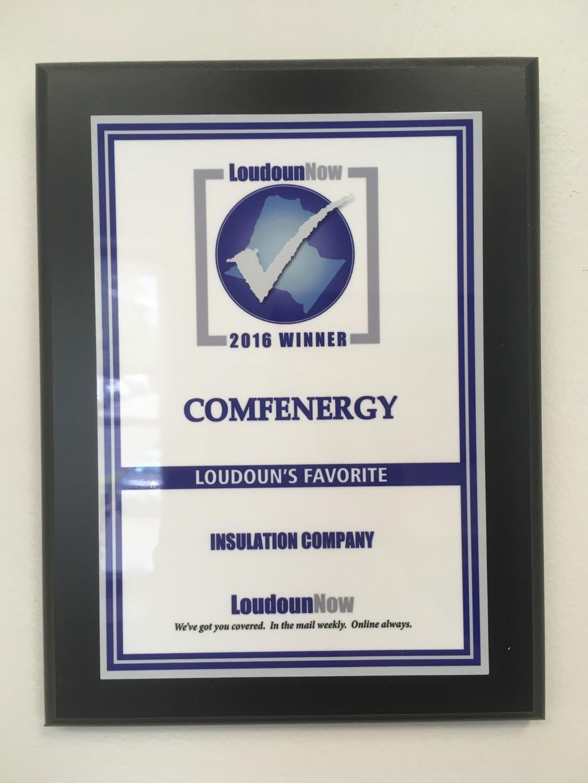 Loudoun Now-Favorite Insulation Company 2017