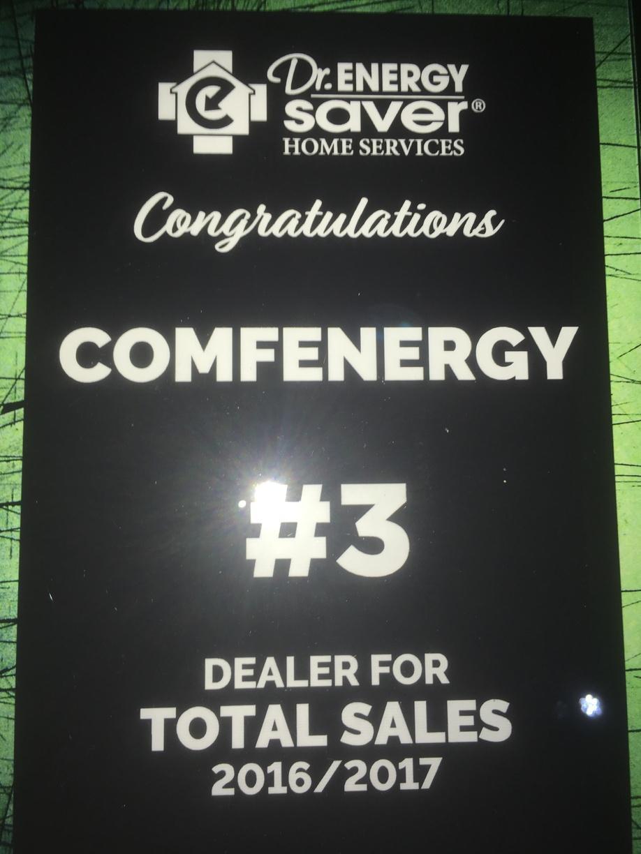 Dr. Energy Saver-#3 Dealer in North America