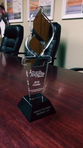 BBB Torch Award for Ethics - 2018 Finalist