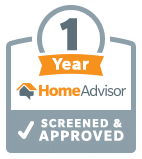 1 Year with Home Adviser