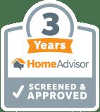 Three Years of Home Advisor