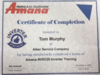 Amana AVXC20 Inverter Training