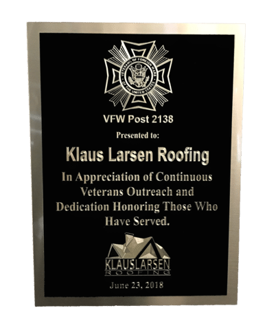 VFW Appreciation for Veterans Outreach