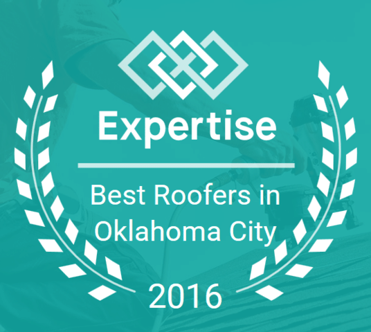 2016 Best Roofer in Oklahoma City
