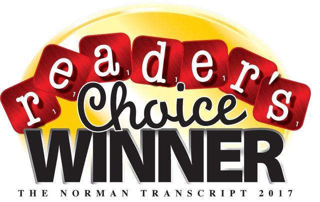 The Norman Transcript Reader's Choice Award, 2017