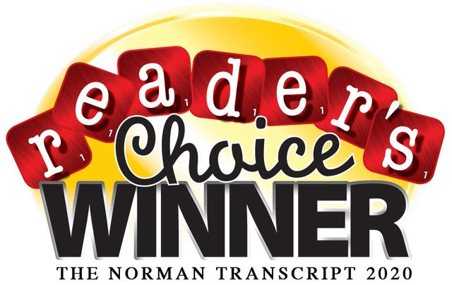 Norman Transcript Readers Choice Award 2020