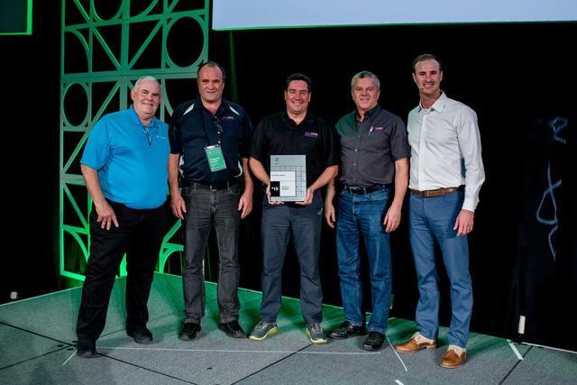PolyLEVEL Alberta wins #1 PolyLEVEL Dealer in Canada 2017