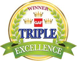 GAF Triple Excellence Award - 2017