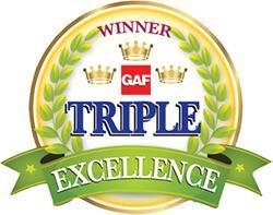 GAF Triple Excellence Award - 2018