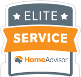 Elite Service Professional from HomeAdvisor