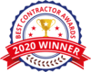 Arrow Renovation Wins 2020 Best Contractor Award
