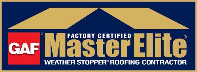 GAF Master Elite Certification