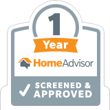 HomeAdvisor- 1 Year Screened and Approved