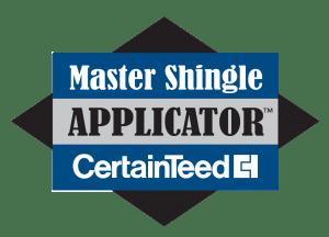 CERTAINTEED MASTER SHINGLE APPLICATOR AWARD
